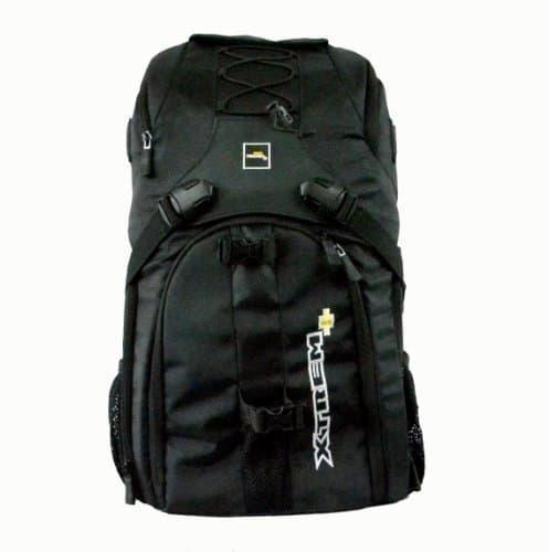 TOP XTREM+ XTREMPLUS Active Cube M Generation II – Premium Fototasche – SLR Fotorucksack – Kamerarucksack mit Zugriff über die Seitenteil – Slingbag –