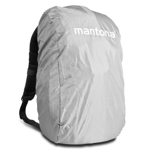 Kamerarucksack Mantona Regenschutz