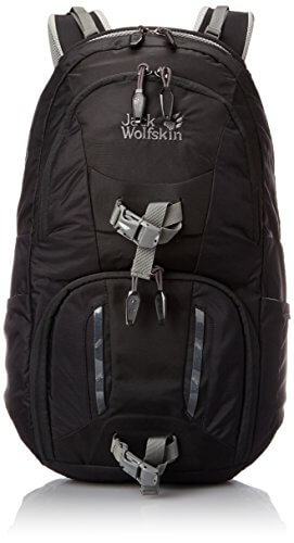 Jack Wolfskin Rucksack Acs Photo Pack, Black, 52 x 33 x 35.9 cm, 26 Liter, 2003141-6000