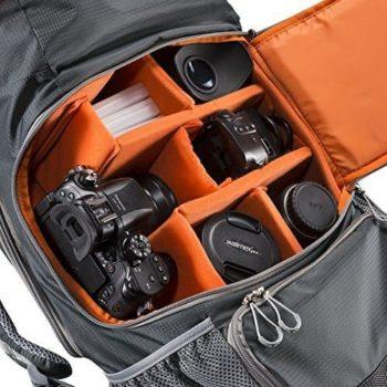 Fotorucksack, Kameratasche, Fototasche, Kamerarucksack