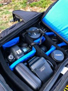 Hauptfach Kamerarucksack