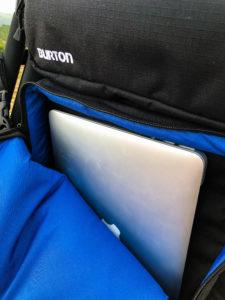 Laptopfach Burton Focus Pack