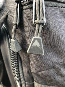 Burton Focus Pack Reißverschluss